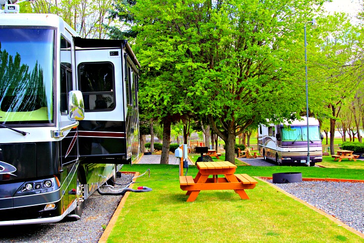 The Best RV Camping July 2021