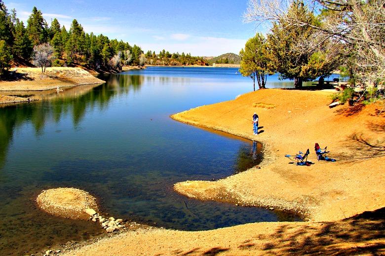 7 Serene Arizona Lakes for Water-related Activities